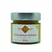Curry Ananas Aufstrich